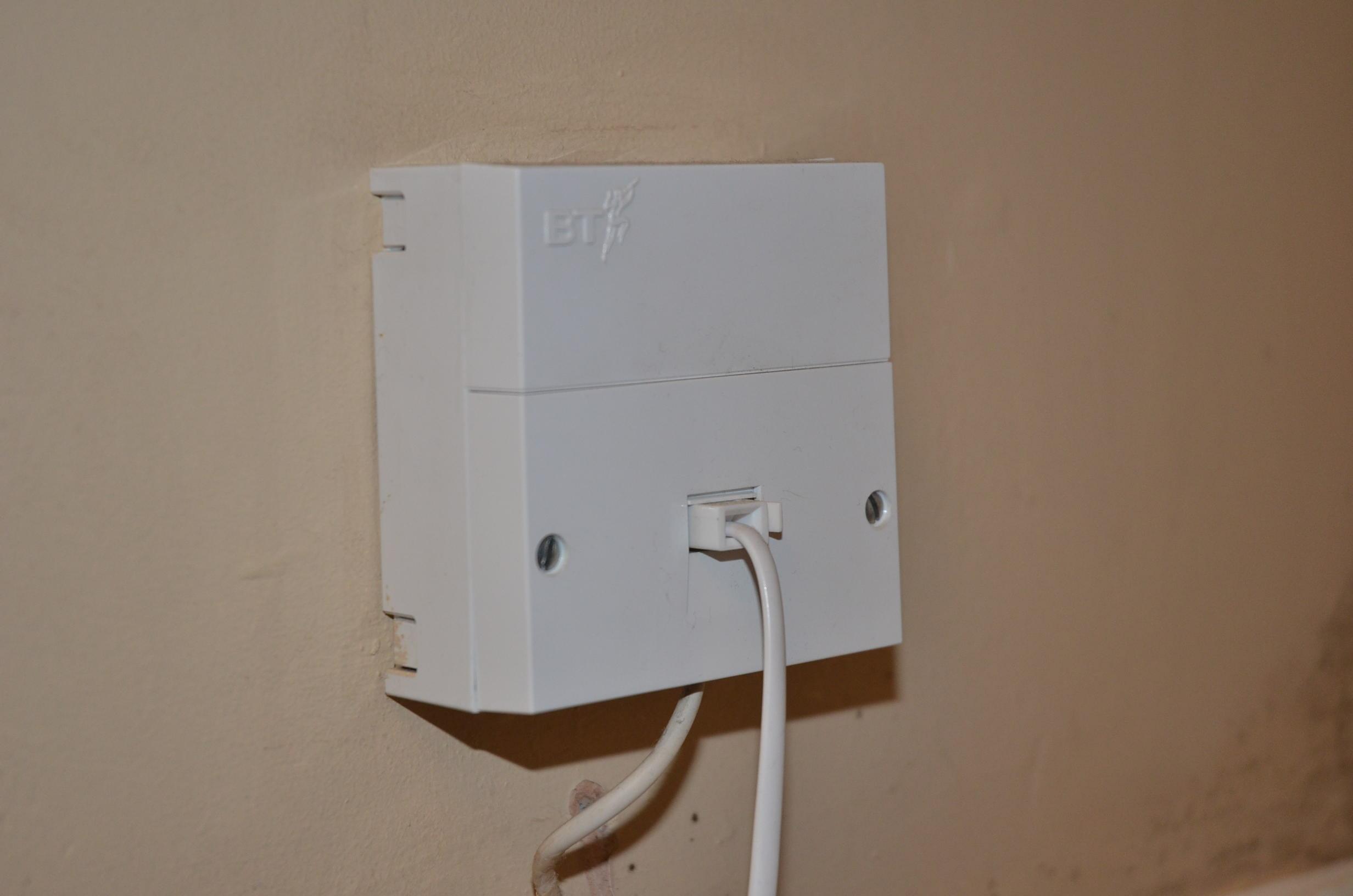 Master socket problems!!