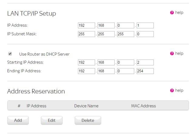 Click image for larger version.  Name:Lan DHCP.jpg Views:153 Size:41.9 KB ID:6122
