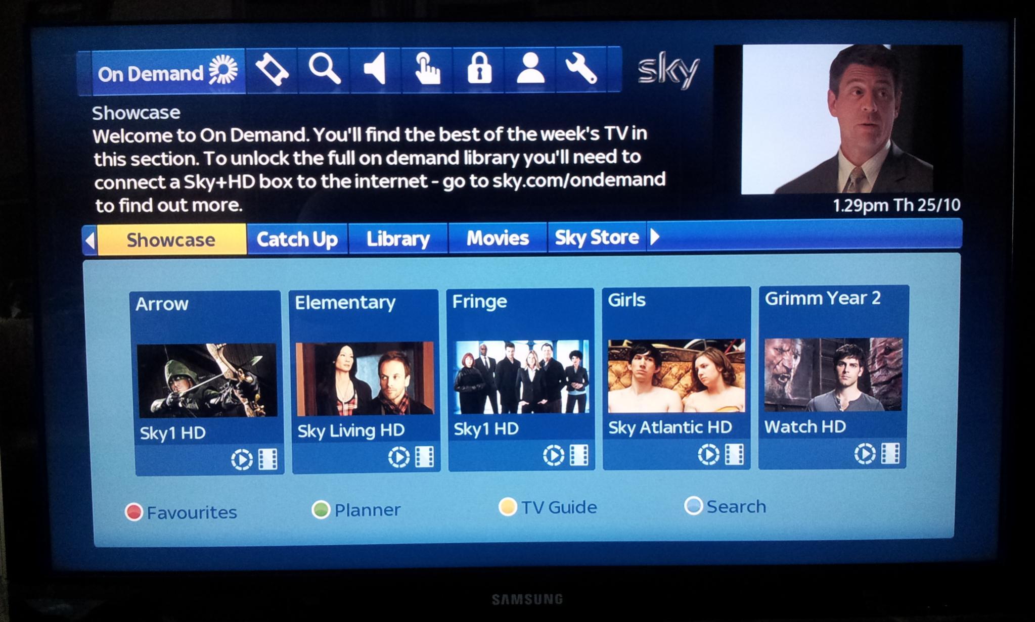 direct tv free