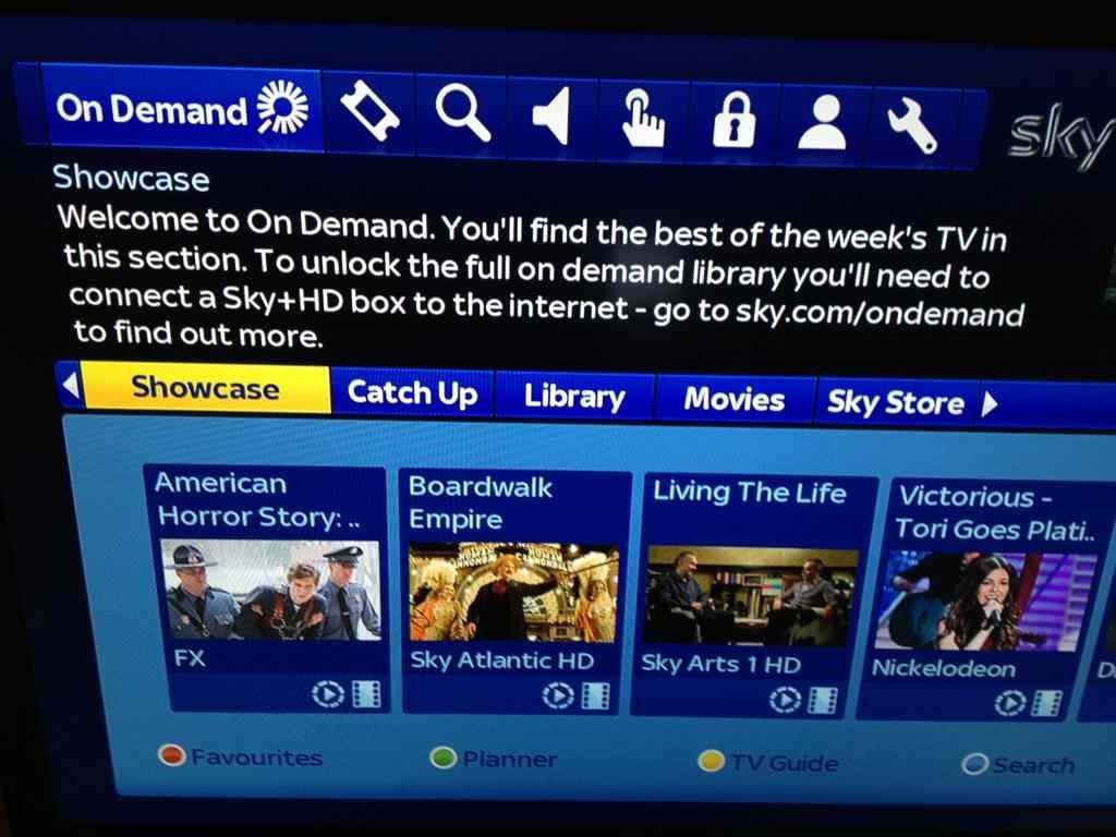 Sky On Demand Epg Aktualisierung